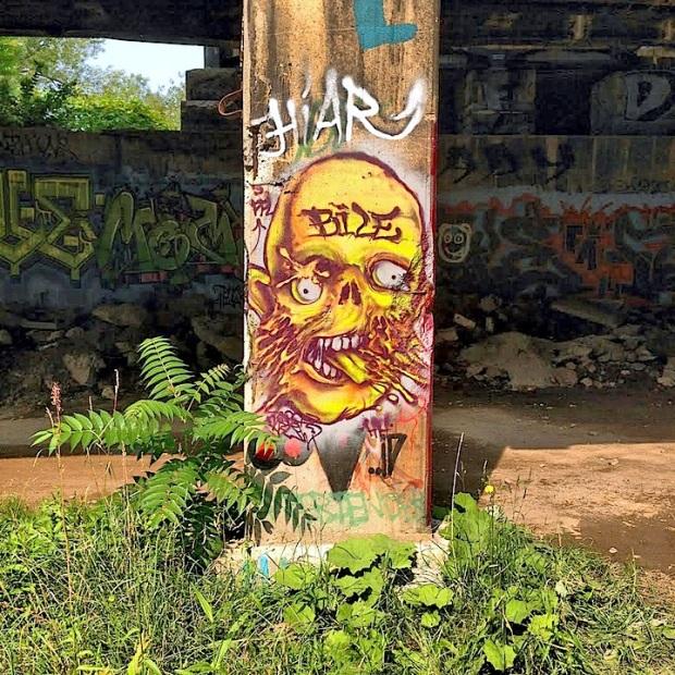 biles-graffiti-rochester-subway