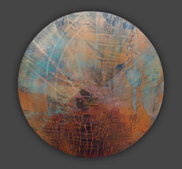 "Megan Larmie- ""Rain and Rust"""